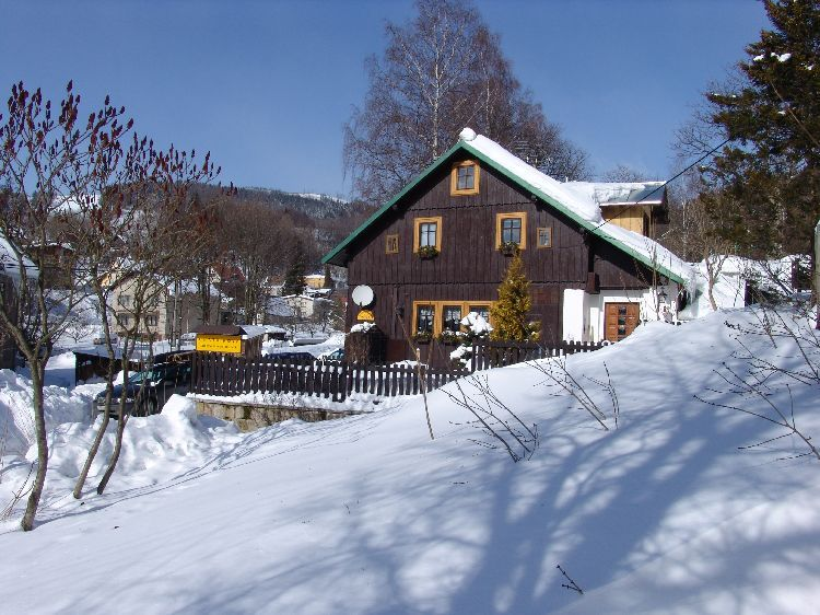 pension Tsjechie wintersport Reuzengebergte: RZ-231 (nr. 1)