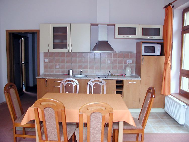 appartement Tsjechie wintersport Reuzengebergte:  RZA-476 2-KAM.APP. (nr. 8)