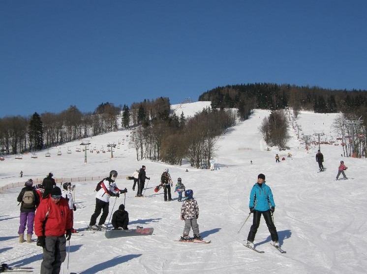 appartement Tsjechie wintersport Reuzengebergte:   RZA-226EVA (nr. 8)