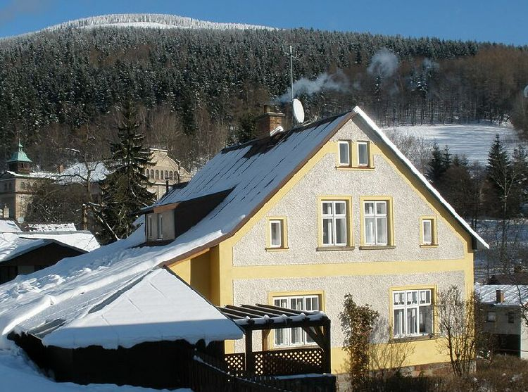 appartement Tsjechie wintersport Reuzengebergte:   RZA-226EVA (nr. 1)