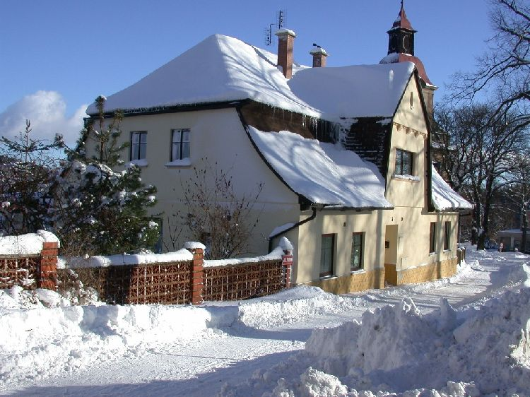 appartement Tsjechie wintersport Reuzengebergte:    RZA-614 (nr. 1)