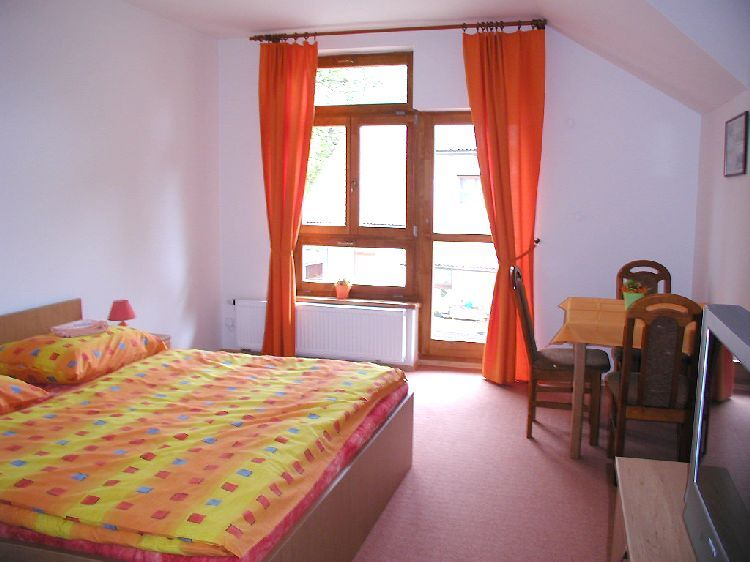 appartement Tsjechie wintersport Reuzengebergte: RZA-476 KAMER 2 (nr. 7)