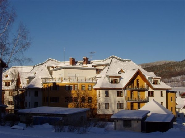 appartement Tsjechie wintersport Reuzengebergte:    R901 TYPE2/2 (nr. 1)