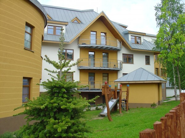 appartement Tsjechie wintersport Reuzengebergte:    R901 TYPE2/2 (nr. 3)