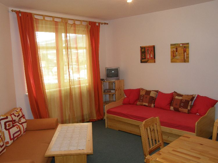 appartement Tsjechie wintersport Reuzengebergte:    R901 TYPE2/2 (nr. 5)