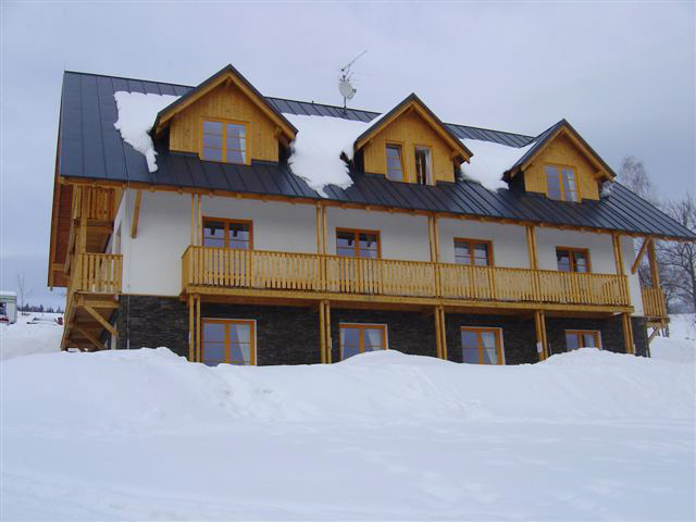 appartement Tsjechie wintersport Reuzengebergte: RZA-480 2-KAM. APP. (nr. 7)