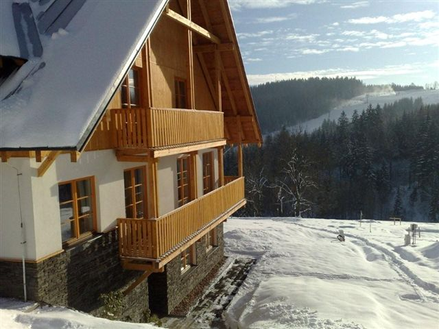 appartement Tsjechie wintersport Reuzengebergte: RZA-480 2-KAM. APP. (nr. 1)