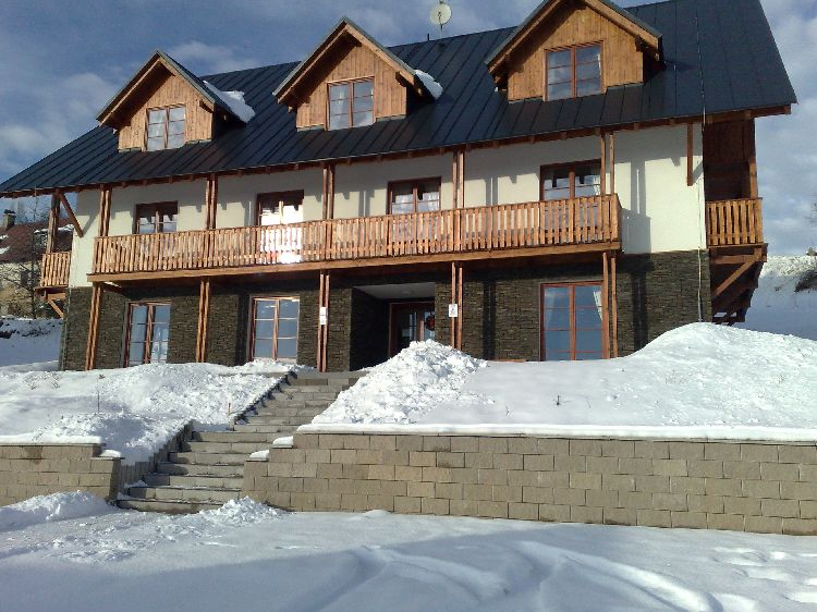 appartement Tsjechie wintersport Reuzengebergte: RZA-480 2-KAM. APP. (nr. 8)