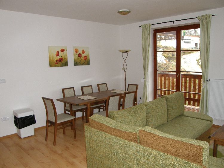 appartement Tsjechie wintersport Reuzengebergte: RZA-480 2-KAM. APP. (nr. 6)