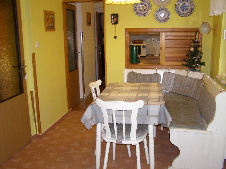 appartement Tsjechie wintersport Reuzengebergte:  RZA-592 APP.B (nr. 8)