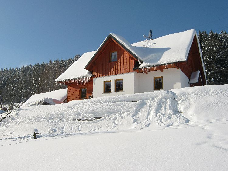appartement Tsjechie wintersport Reuzengebergte:   RZA-551 (nr. 1)