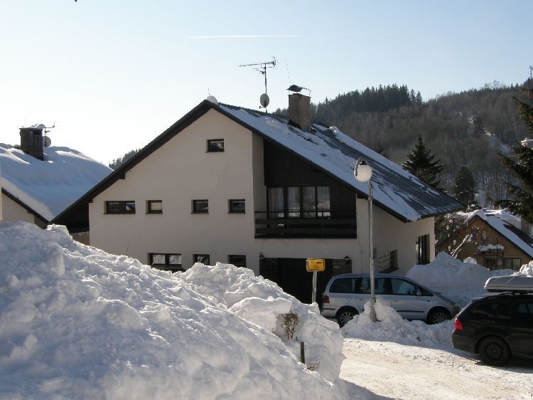 appartement Tsjechie wintersport Reuzengebergte:    RZA-577 (nr. 1)