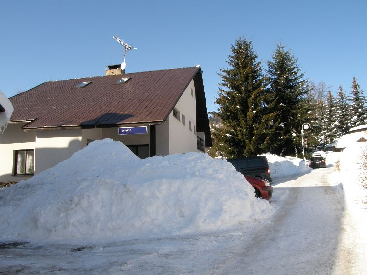 appartement Tsjechie wintersport Reuzengebergte:    RZA-577 (nr. 2)