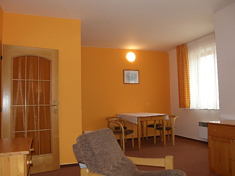 appartement Tsjechie wintersport Reuzengebergte:      R603 TYPE2/2 (nr. 4)
