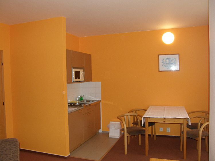 appartement Tsjechie wintersport Reuzengebergte:      R603 TYPE2/2 (nr. 5)