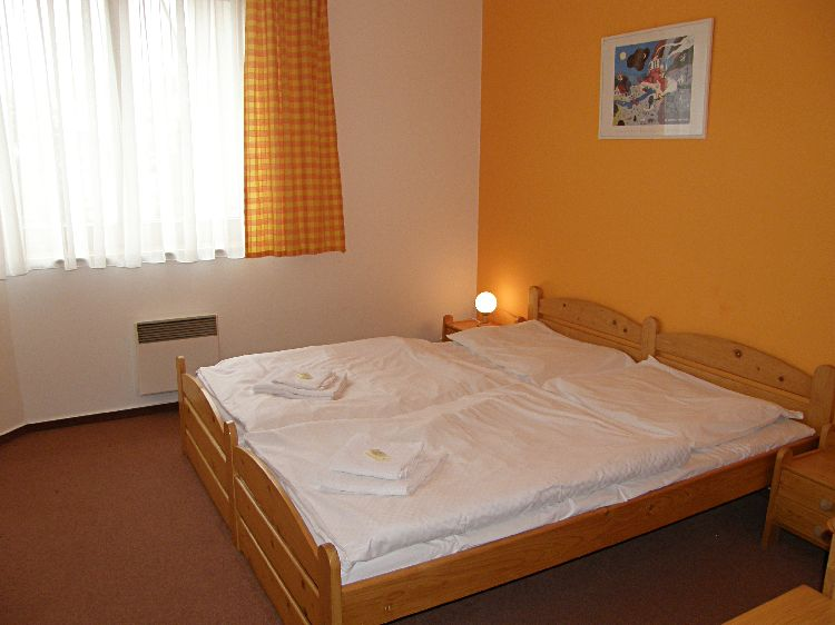 appartement Tsjechie wintersport Reuzengebergte:      R603 TYPE2/2 (nr. 6)