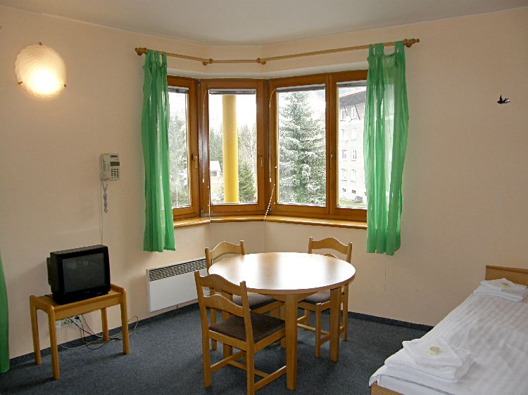 appartement Tsjechie wintersport Reuzengebergte:      R603 TYPE1/2 (nr. 7)