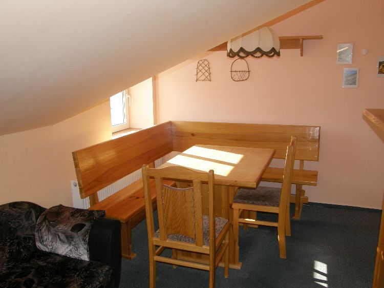 appartement Tsjechie wintersport Reuzengebergte:  RZA-913 2-KAM.APP. (nr. 4)