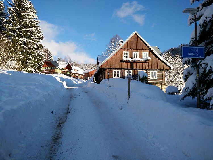 appartement Tsjechie wintersport Reuzengebergte:    RZA-391 (nr. 1)