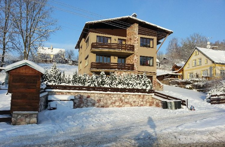 pension Tsjechie wintersport Reuzengebergte: RZP-579 (nr. 1)