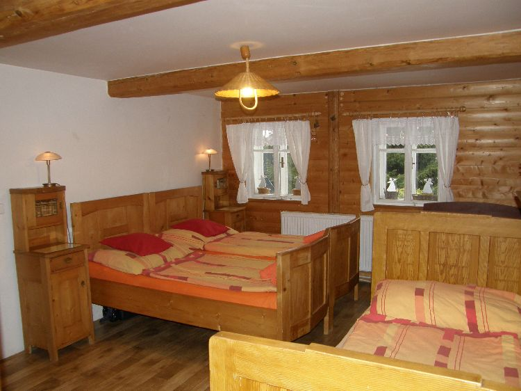 appartement Tsjechie wintersport Reuzengebergte:    RZA-391 (nr. 8)