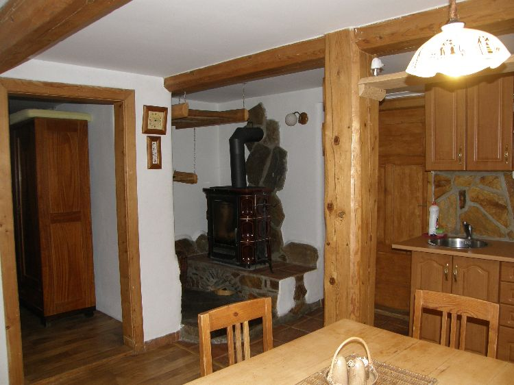appartement Tsjechie wintersport Reuzengebergte:    RZA-391 (nr. 6)