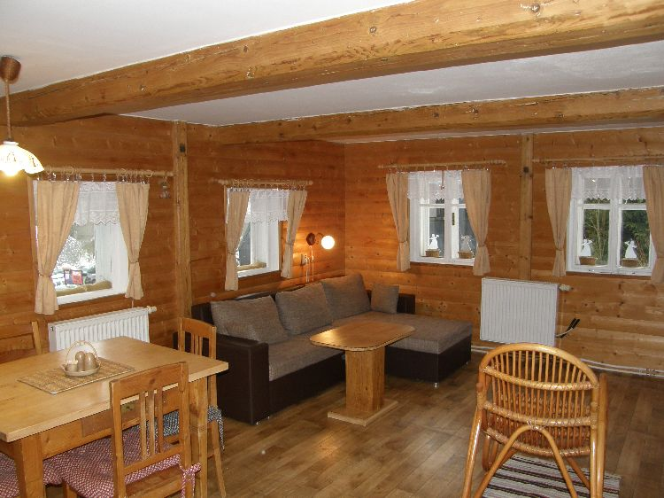 appartement Tsjechie wintersport Reuzengebergte:    RZA-391 (nr. 3)