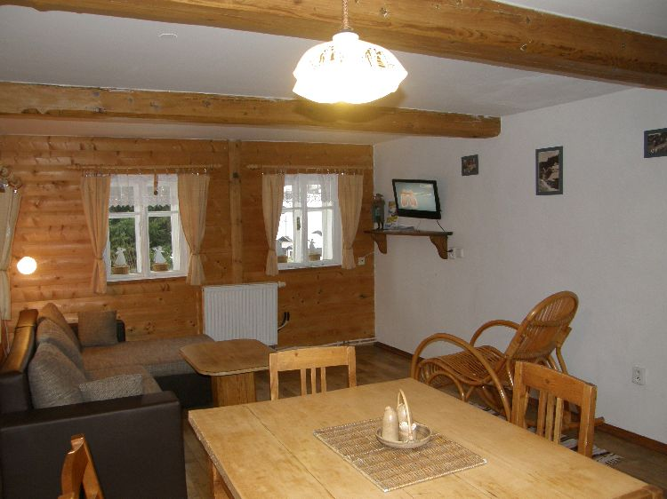 appartement Tsjechie wintersport Reuzengebergte:    RZA-391 (nr. 5)