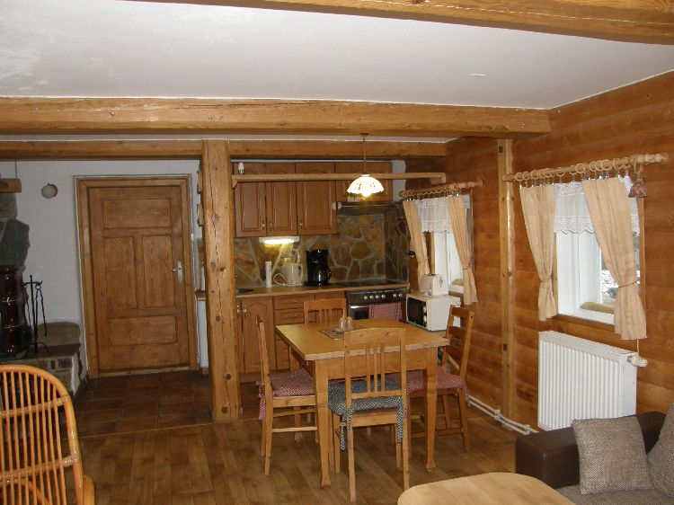 appartement Tsjechie wintersport Reuzengebergte:    RZA-391 (nr. 4)