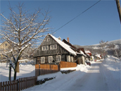 Wintersport Reuzengebergte